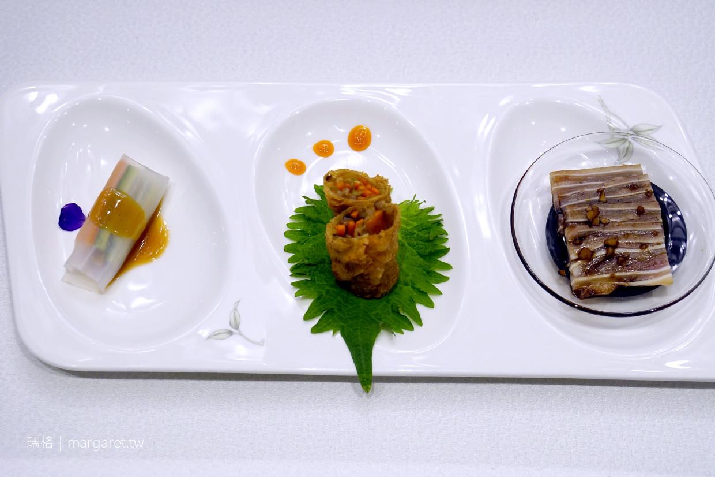 「玥龍軒」澳門米其林一星級美食|新濠影滙頂級粵菜餐廳