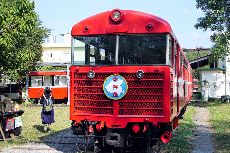 嘉義北門車站。木都檜町漫遊|台灣唯一檜木列車