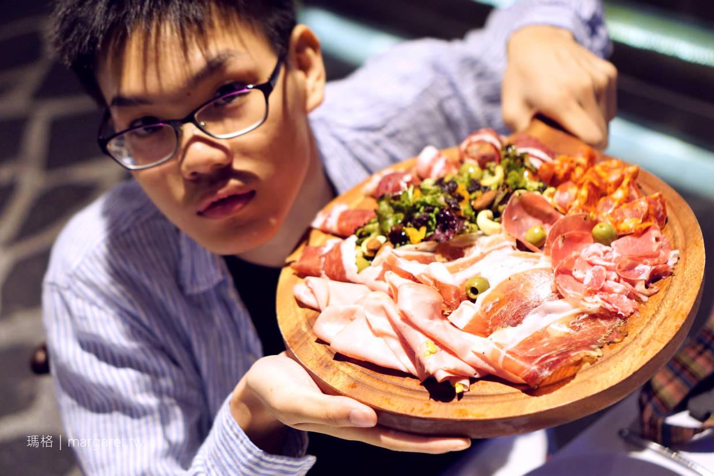 al sorriso微笑料理。曾獲義大利紅蝦評鑑2叉餐廳|Home Hotel 大安