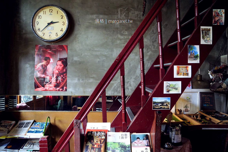 台南秘氏咖啡。永樂市場2樓|夢迴阿飛正傳的老香港時光 @瑪格。圖寫生活