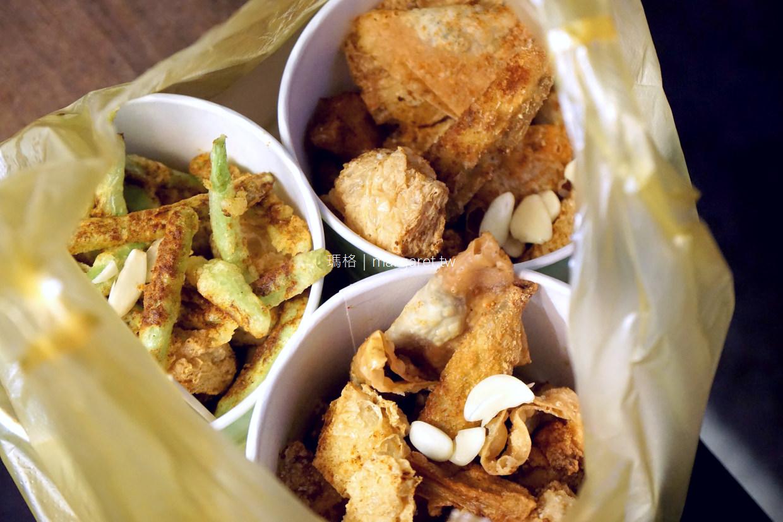 嘉義宵夜take out小食。食記12家。附美食地圖|炸物鹹酥雞、滷味、燒烤、熱炒 (2018.10.08更新)