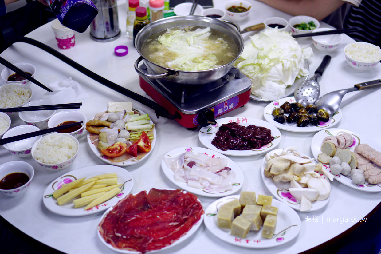 小豪洲沙茶爐。台南汕頭火鍋|自製沙茶醬無限續