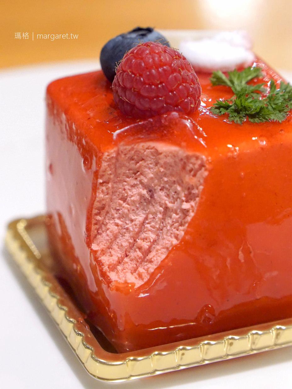 SWISS蛋糕。上通町|熊本第一個洋果子店 @瑪格。圖寫生活