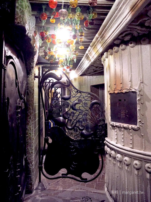 東京版高第公寓。和世陀Waseda el Drado|早稻田藝術亮點。建築師梵寿綱代表作 @瑪格。圖寫生活