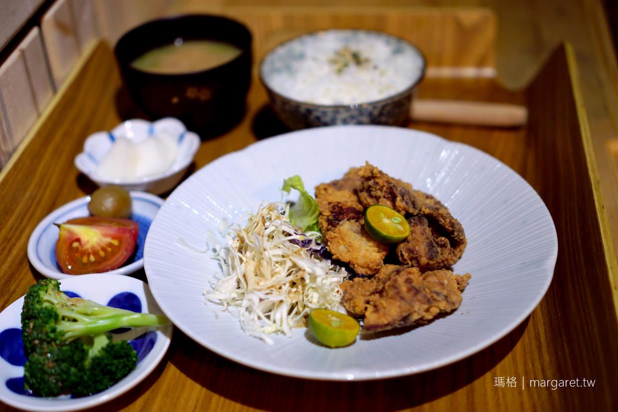 明食堂 Akira Shokudo日式便當定食。大推結緣炸豬排|小西門時光驛棧阿嬤私房咖哩飯再現