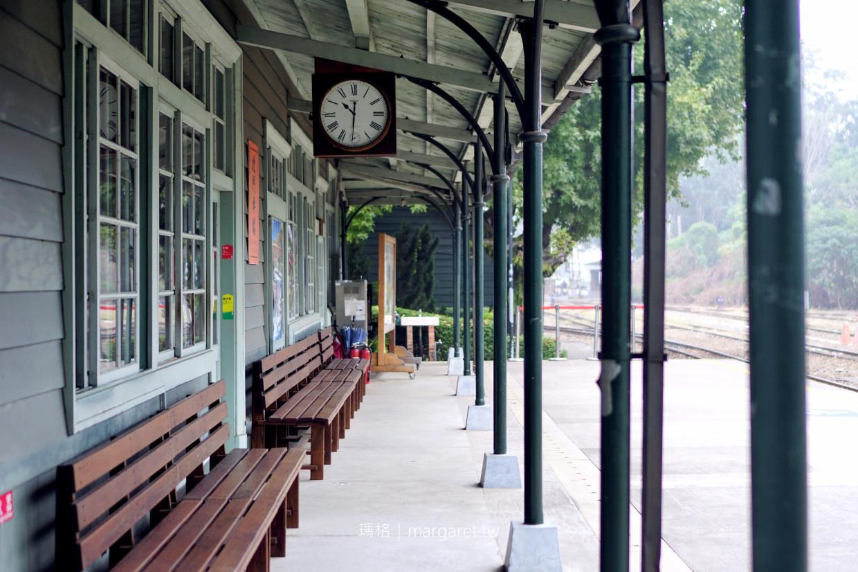 嘉義北門車站。木都檜町漫遊|台灣唯一檜木列車 @瑪格。圖寫生活
