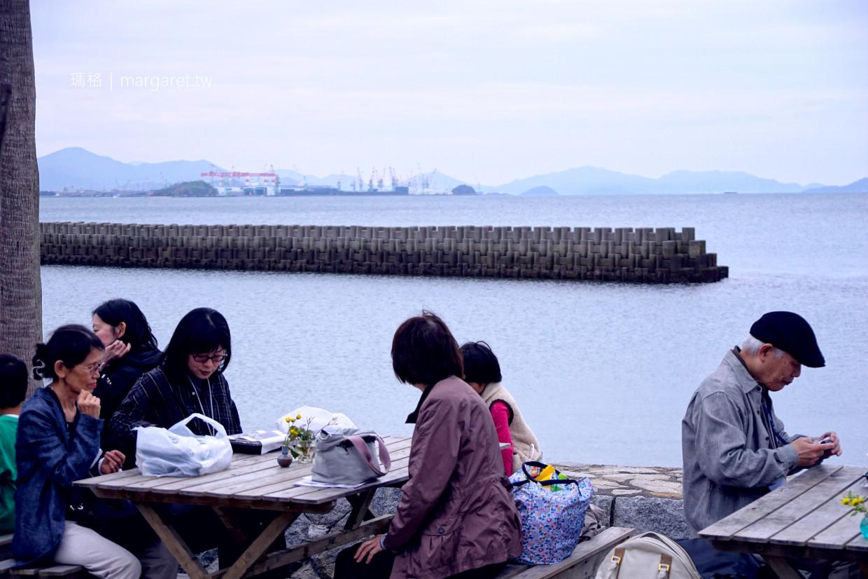 天空織網。跟島民一起編織彩色的夢|春季限定沙彌島。秋季移師本島|瀨戶內國際藝術祭2019
