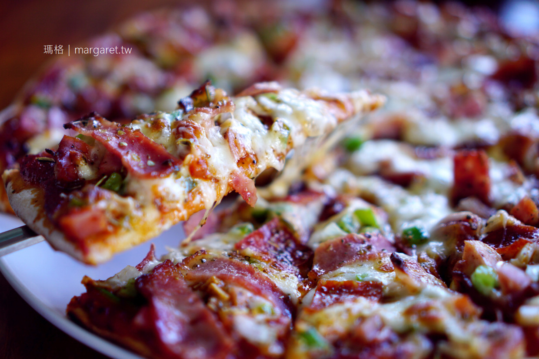 Rock Garden Pizza。墾丁私房手工披薩|從滿州鄉搬到恆春鎮(二訪更新)