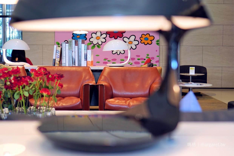 eslite hotel 誠品行旅。大廳書坊The Lounge|有氣質的下午茶(二訪更新)