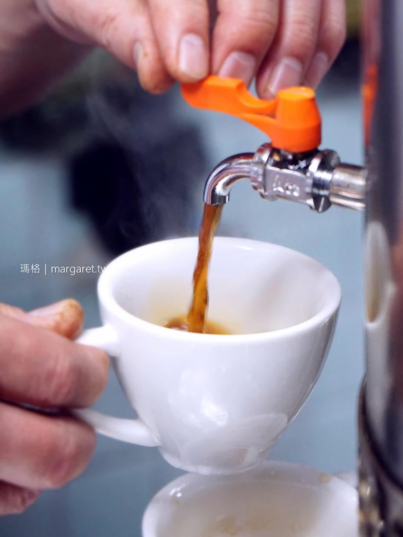 築地愛養咖啡。將走入歷史 昭和風情百年老店10月停格 @瑪格。圖寫生活