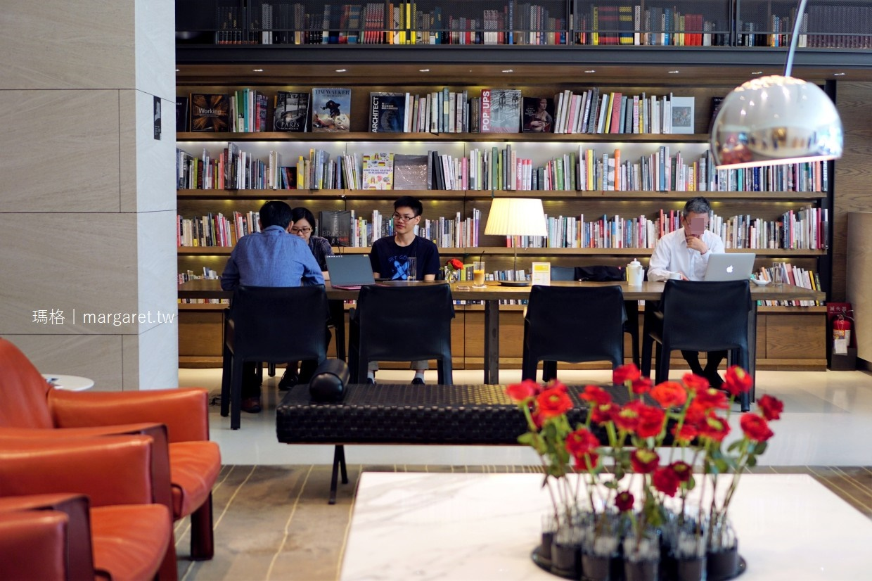 eslite hotel 誠品行旅大廳書坊The Lounge,在這裡喝下午茶太有氣質了