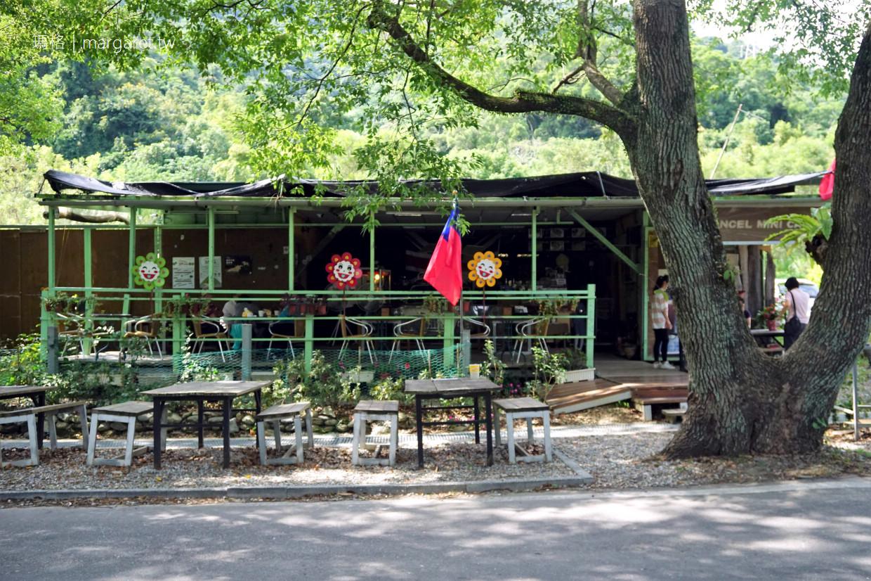 Angel Mini Cafe。武陵綠色隧道咖啡店|近鹿野高台 @瑪格。圖寫生活