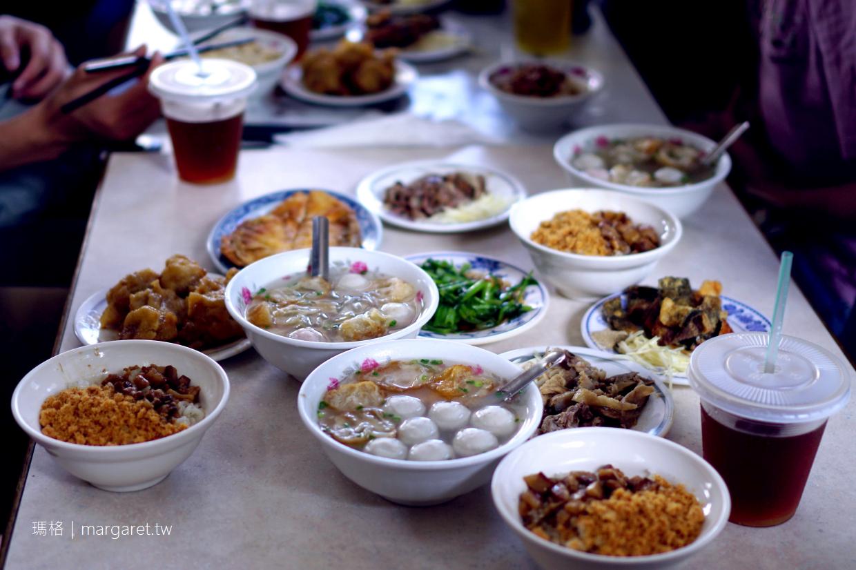 最新推播訊息:廣仔虱目魚丸。孔廟商圈|老台南人早餐吃什麼?