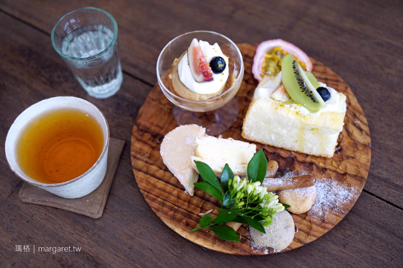 嘉義咖啡館、甜點下午茶|食記47家。附美食地圖 (2019.01.13更新)