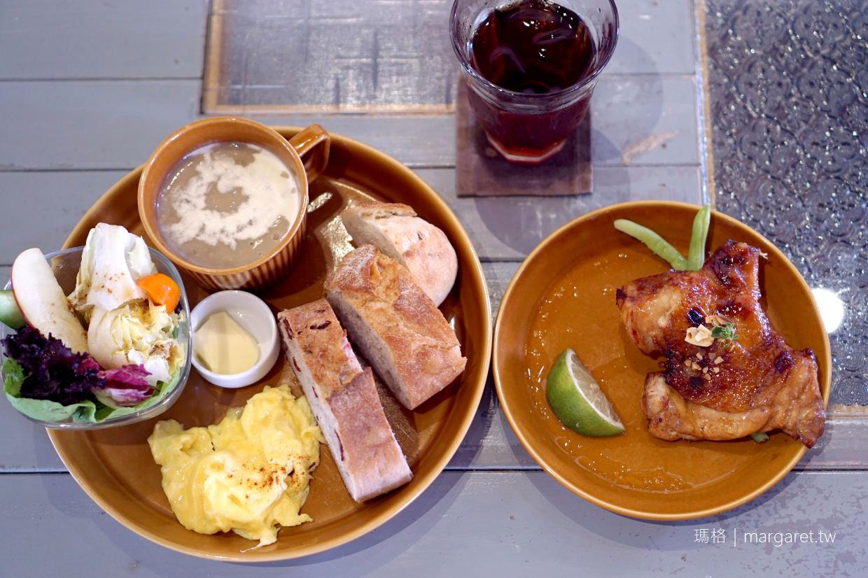 森山舍。老屋咖啡早午餐|花蓮風土作物上桌