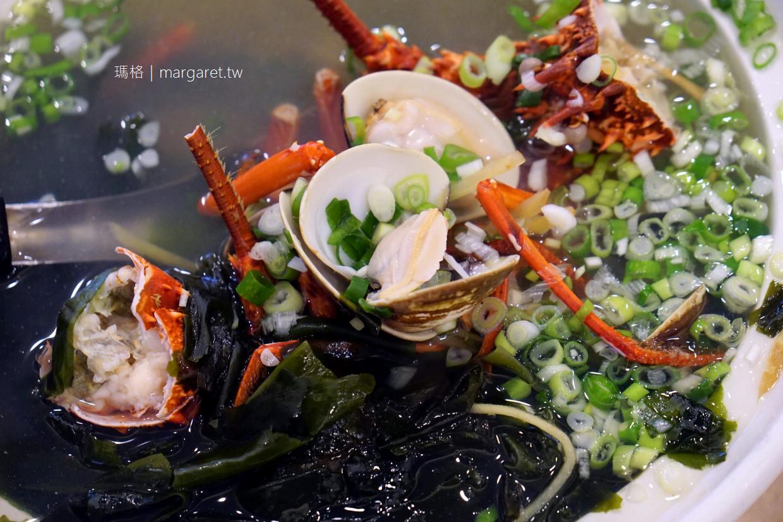 噶瑪蘭海產店,野生龍蝦超值美味|花蓮新社海岸梯田(2019.03.17更新) @瑪格。圖寫生活