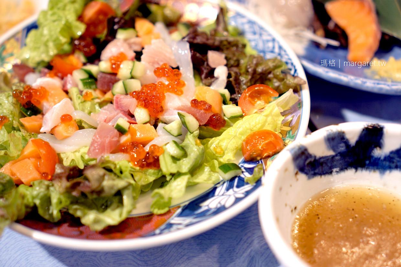 磯丸水產。大阪道頓崛店|24小時海鮮居酒屋。逛街再晚都有得吃 @瑪格。圖寫生活