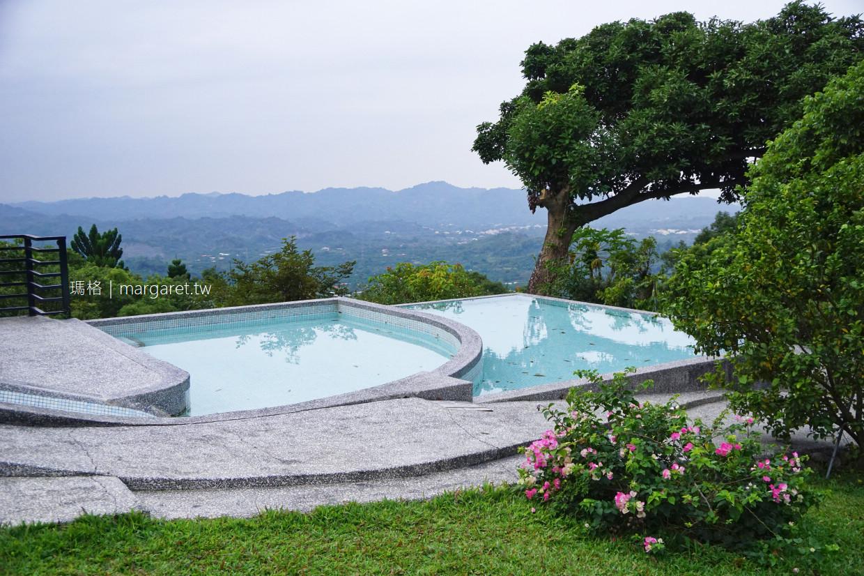 仙湖休閒農場。世外桃源無邊際泳池|景觀餐廳山村午食佐東山咖啡