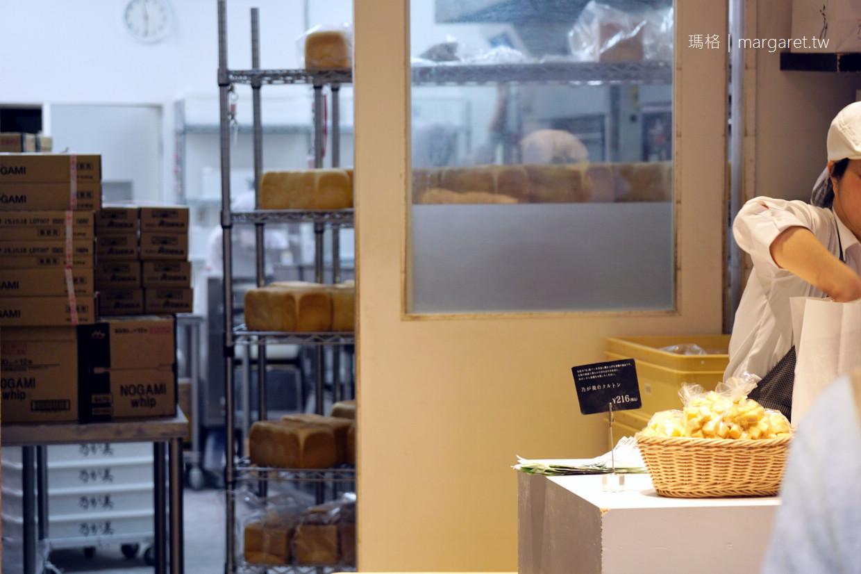 乃が美高松店。日本超好吃人氣金賞麵包|生吐司(生食パン)是什麼?