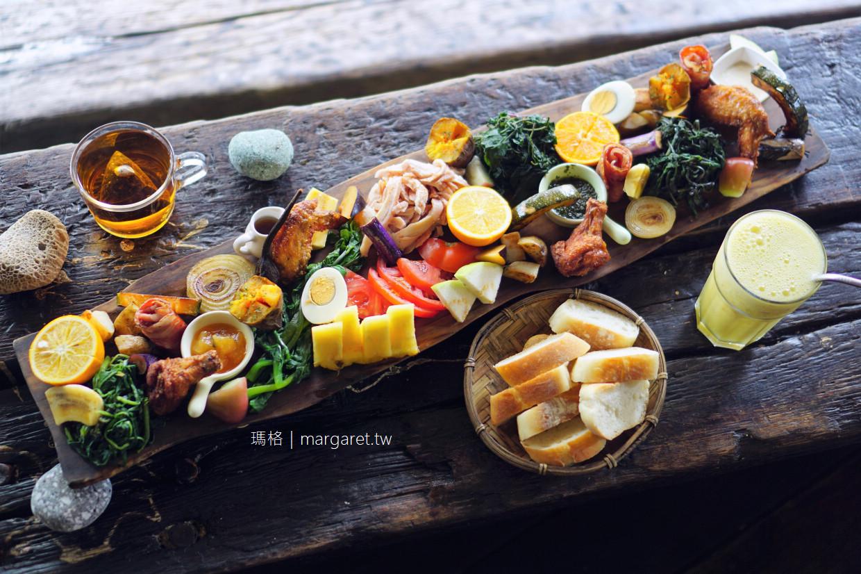 我在玩玩冰箱。全台最美路邊攤|台東隆昌部落豐盛玩美早午餐
