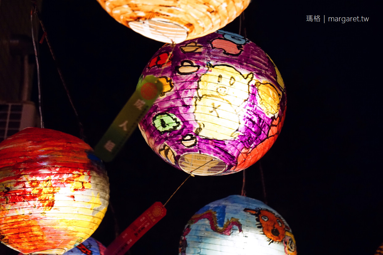 2020府城普濟燈會1/19開跑。越在地越國際|台南國華街燈籠海。最有年味的燈會