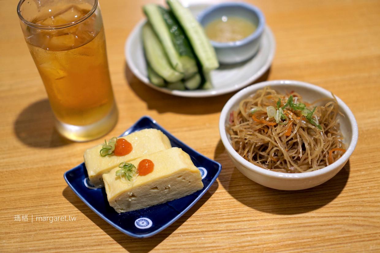水沐食堂。日本廚師的羅東屋台小吃|御好燒、串炸、和食料理