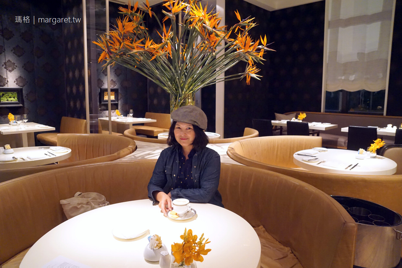 文華Café。花250元喝杯咖啡當貴婦|台北文華東方酒店