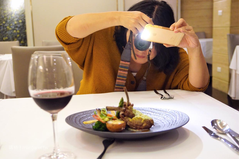 喜歡廳。北投精緻義法料理|大地酒店一泊四食全紀錄