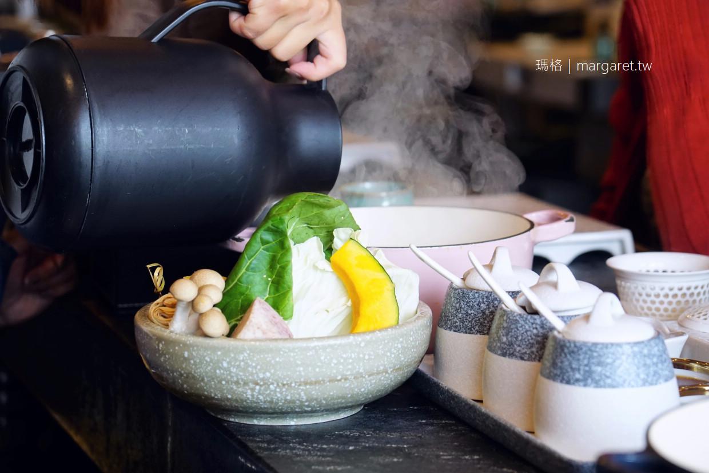 変若水御膳鍋物。嘉義創意火鍋|裝潢美、餐具美、還有桌邊服務幫你煮