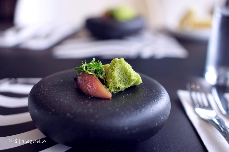 ZEBRA義式餐廳二訪新菜。從東勢豐水梨佐伊比利火腿這道前菜說起|台中大毅老爺行旅