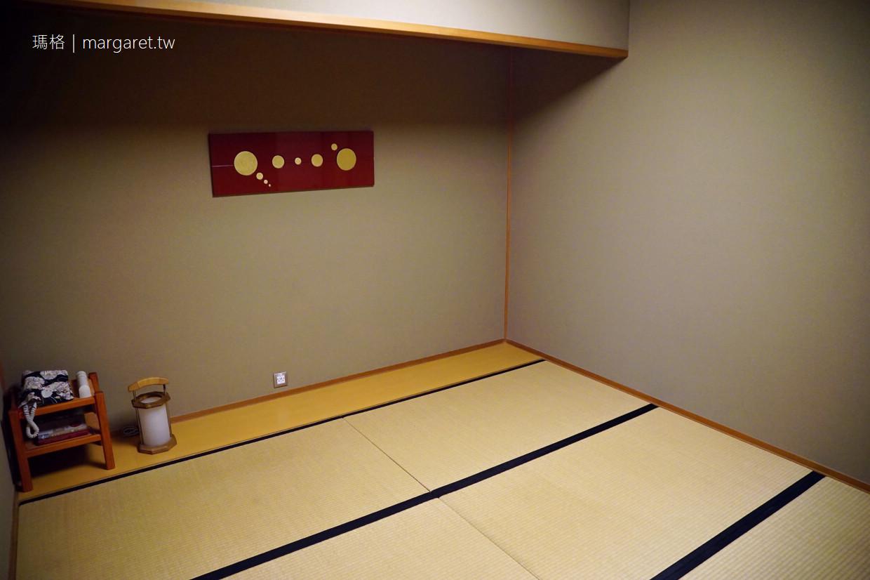 北投日勝生加賀屋。真的很日本|台北米其林唯一推薦日式溫泉飯店
