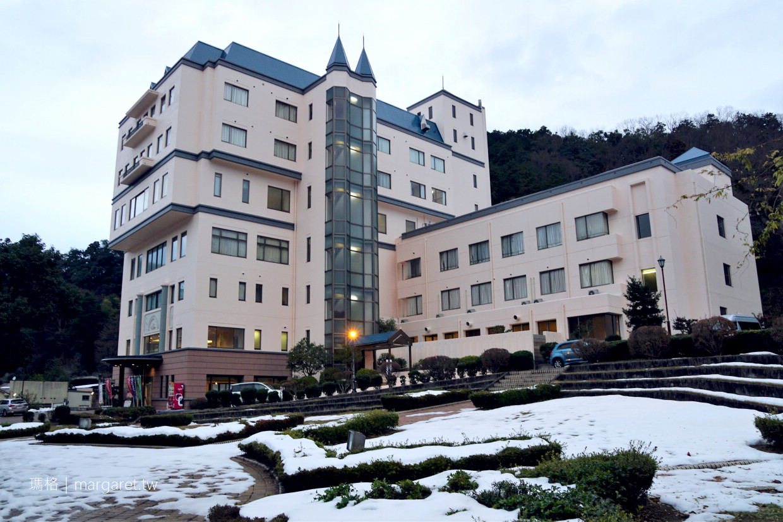 Blanc Art Misasa健康旅館。鳥取三朝溫泉|神奇的氡熱氣浴