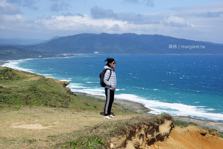 龍磐公園。佳鵝公路美景|全台最壯觀崩崖地形、遼闊草原與太平洋同框