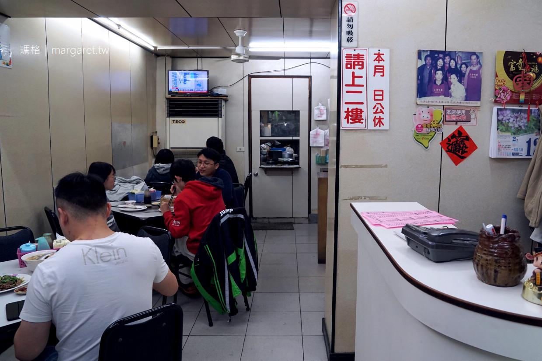 上海味香小吃店。台南老字號|小籠包排骨炒飯平實美味
