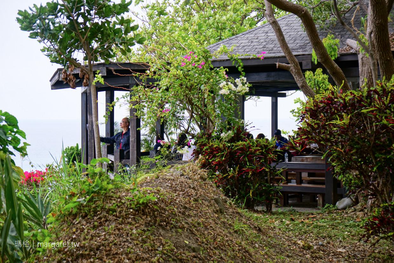 金樽咖啡。台11線海景下午茶|美麗的雙弧深U金樽海岸