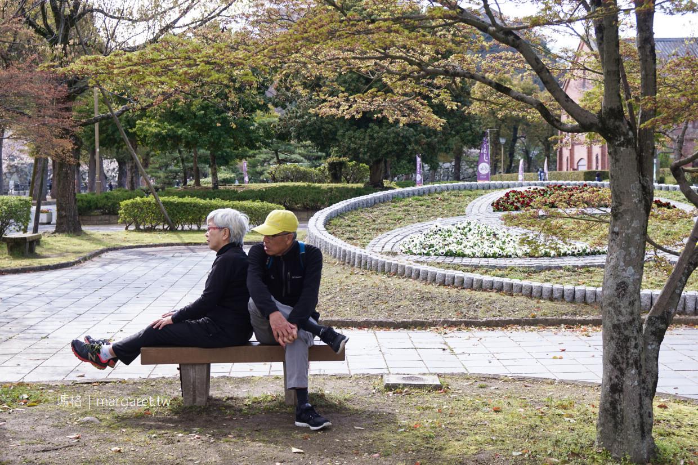 姬路市立美術館。紅磚建築前身為軍火庫|姬路城順遊景點。日本有形文化財
