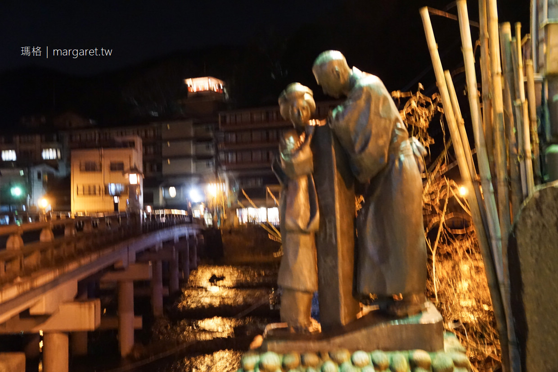 鳥取三朝溫泉街漫遊|世界第一鐳泉。藥師湯。河原風呂 (交通建議)