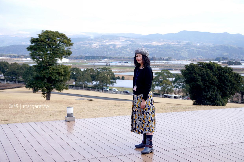 熊本之光。朵茉麗蔻的3個驚奇|阿蘇山腳下的再春館製藥所、藥彩工園參觀有感