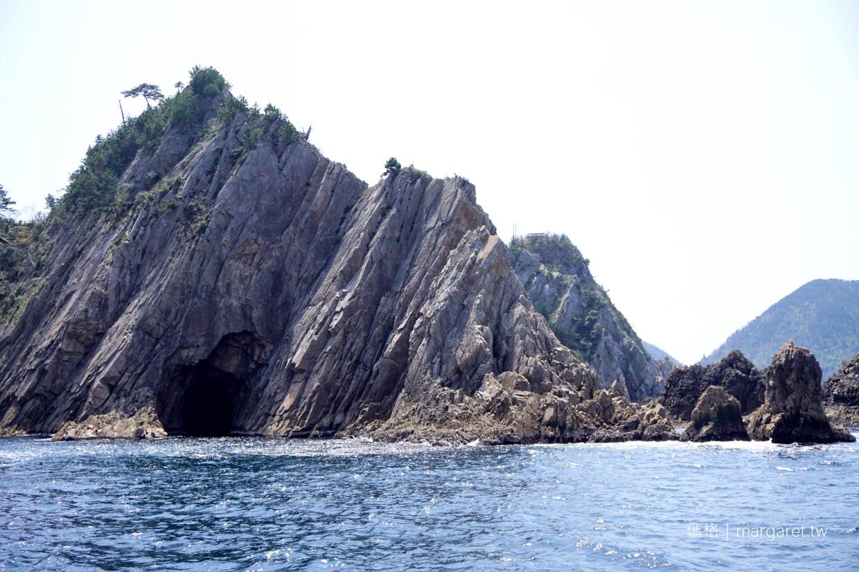 浦富海岸。搭環島遊覽船觀賞山陰松島|西脇海岸絕景 (交通建議)