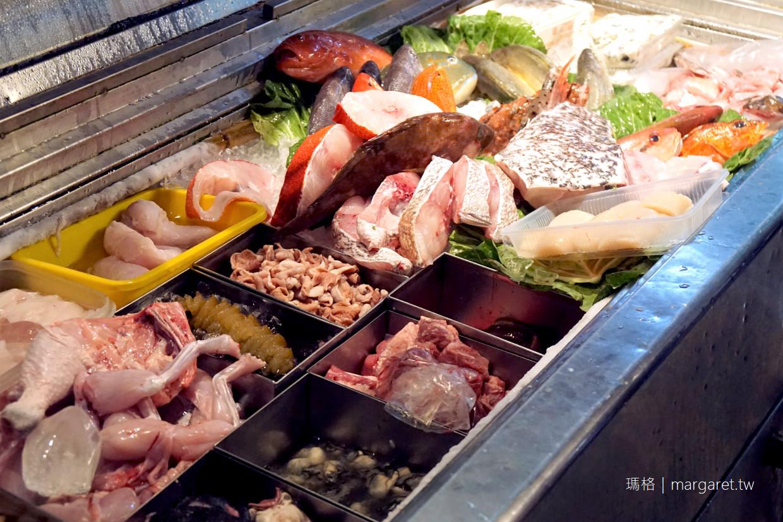 梅鑫海產店。海安路超人氣台式熱炒|簡直像辦桌流水席