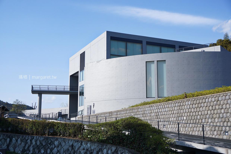 姬路文學館。安藤忠雄建築|眺望姬路城的幽靜角落