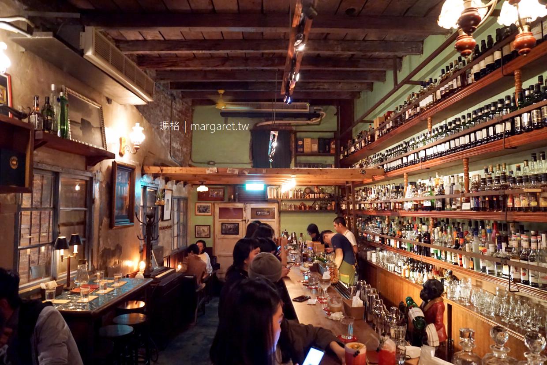Bar TCRC。台南老屋酒吧|2018年亞洲50大酒吧第35名