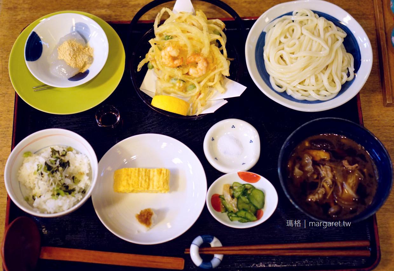 古川製麵いっせい麺処。有氣質的烏龍麵店|佐賀城公園周邊美食