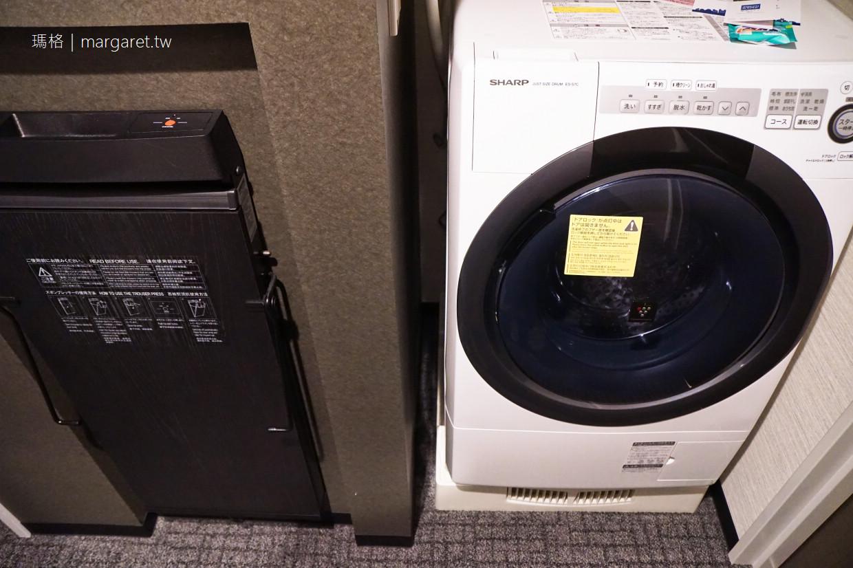 東急Stay博多飯店。2018年新開幕|房內洗衣機、微波爐、手沖壺一應俱全