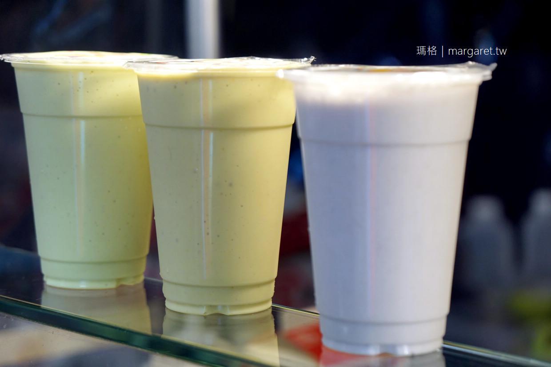 冰哨酪梨牛奶。加布丁不加價|寧夏夜市美食 @瑪格。圖寫生活