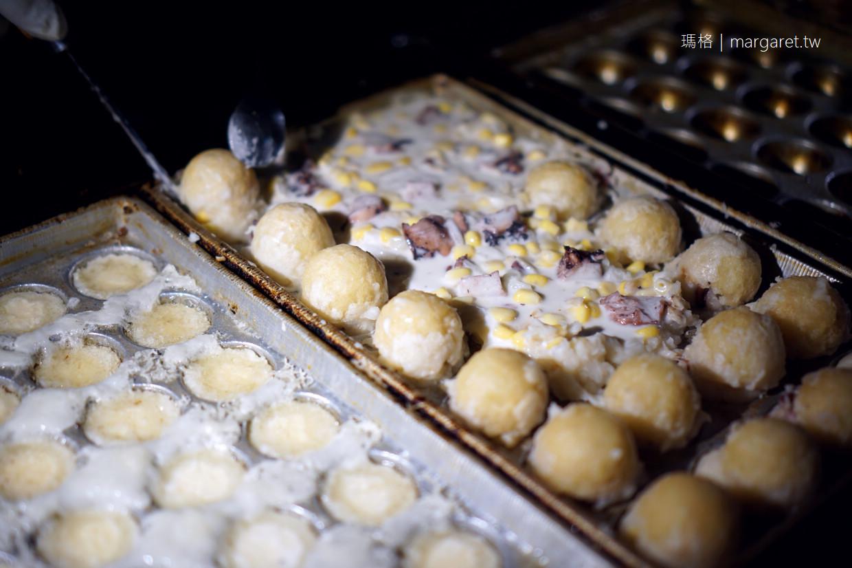 江戶章魚燒。以為不用排隊的人氣小吃|嘉義文化路夜市美食