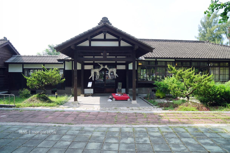 涌翠閣。虎尾最美日式老屋下午茶|雲林縣定古蹟
