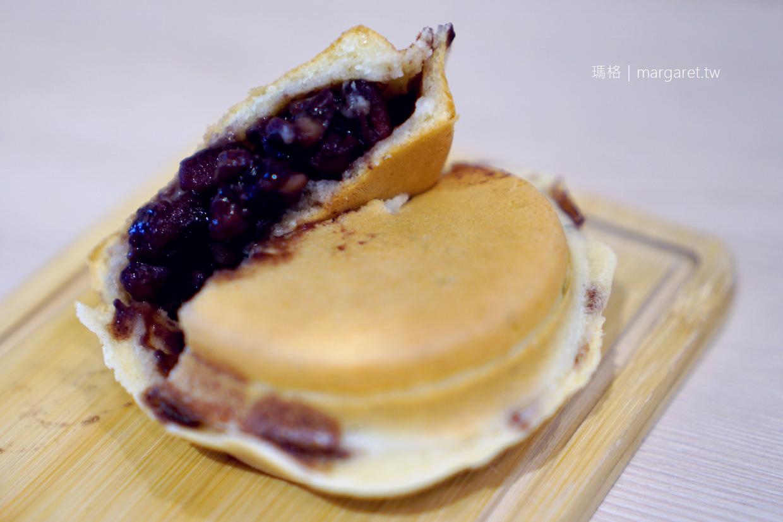 宇愛食光日式紅豆餅。粒粒飽滿紅豆餡驚喜美味|民生社區風格小舖