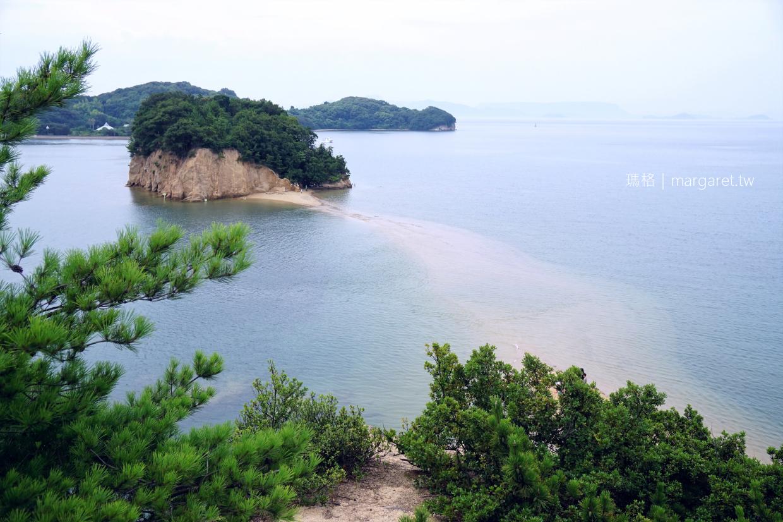 天使散步道。小豆島最美的緣份之路|瀨戶內海戀人聖地 @瑪格。圖寫生活