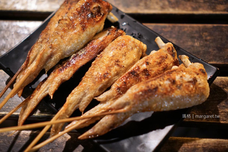 老厝1933三合院燒烤。台南居酒屋|豬油拌飯不能少